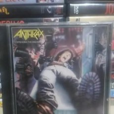 CDs de Música: ANTHRAX - SPREADING THE DISEASE. Lote 184630347