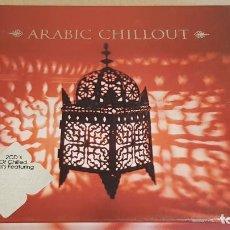 CDs de Música: ARABIC CHILLOUT / CAJA CON 2 CDS / DE BUENA CALIDAD.. Lote 184635576