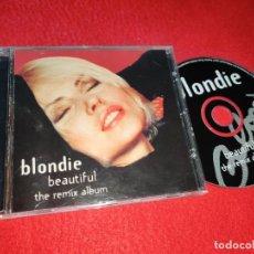 CD di Musica: BLONDIE BEAUTIFUL THE REMIX ALBUM CD 1995 EU. Lote 184639900