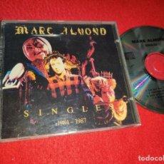 CDs de Música: MARK ALMOND SINGLES 1984-1987 CD 1987 HOLLAND. Lote 184640377