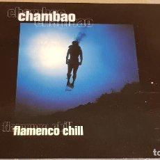 CDs de Música: CHAMBAO / FLAMENCO CHILL / DIGIPACK-DOBLE CD - SONY-2002 / 23 TEMAS / MUY LEVES MARCAS.. Lote 184646628