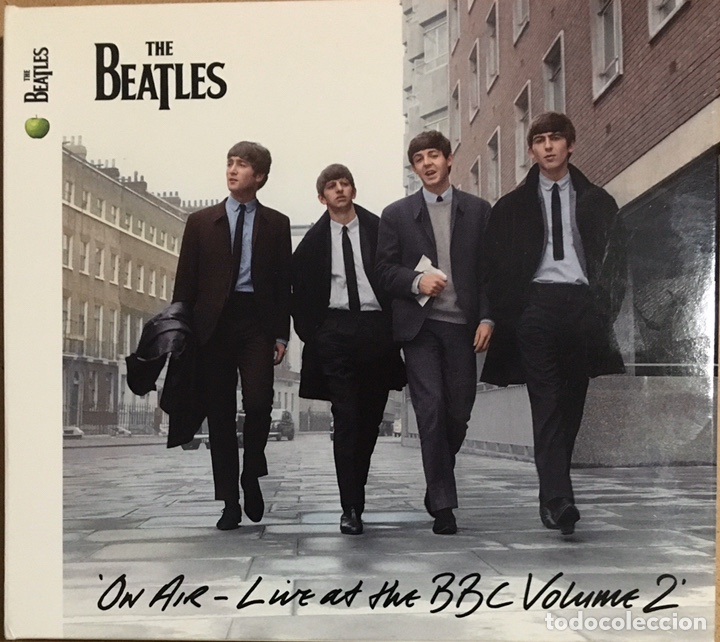 THE BEATLES - ON AIR. LIVE AT THE BBC VOLUME 2 (Música - CD's Rock)