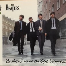 CDs de Música: THE BEATLES - ON AIR. LIVE AT THE BBC VOLUME 2. Lote 184664760
