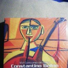 CDs de Música: EN EL PLÁSTICO. DOBLE CD DEL XVI CONCURSO DE GAITA CONSTANTINO BELLON. Lote 184668486