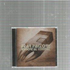 CDs de Música: FEAR FACTORY IMMORTAL. Lote 184691202