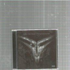 CDs de Música: FEAR FACTORY TRANSGRESSION. Lote 184691312