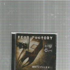 CDs de Música: FEAR FACTORY HATEFILES. Lote 184691398