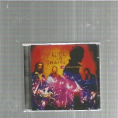 CDs de Música: ALICE IN CHAINS MTV UNPLUGGED. Lote 184692422
