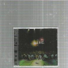 CDs de Música: ALICE IN CHAINS LIVE. Lote 184692812