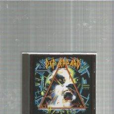 CDs de Música: DEF LEPPARD HYSTERIA. Lote 184693837