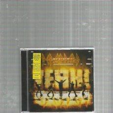 CDs de Música: DEF LEPPARD YEAH. Lote 184694542