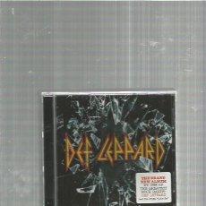 CDs de Música: DEF LEPPARD BRAND NEW ALBUM. Lote 184694712