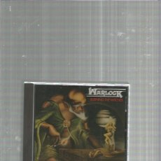CDs de Música: WARLOCK BURNING. Lote 184696188