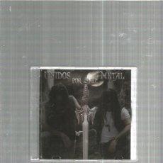 CDs de Música: UNIDOS POR EL METAL. Lote 184697915