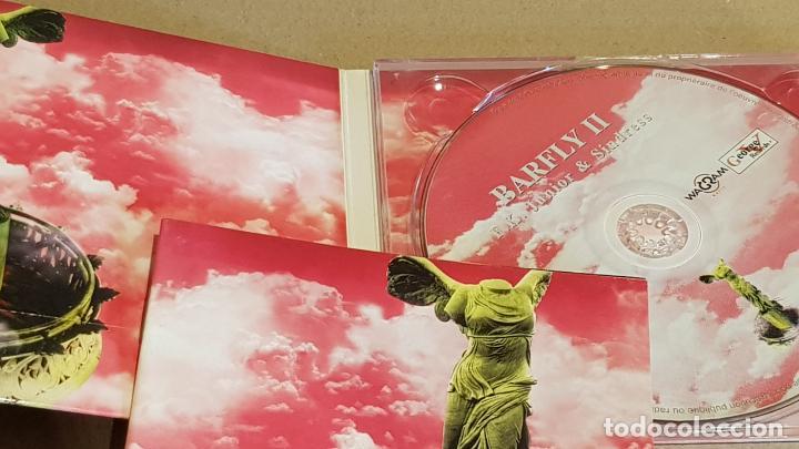 CDs de Música: BARFLY II / BY F.K. JUNIOR & SINDRESS / DIGIPACK-CD / 15 TEMAS / BUENA CALIDAD. - Foto 2 - 184701510