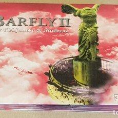 CDs de Música: BARFLY II / BY F.K. JUNIOR & SINDRESS / DIGIPACK-CD / 15 TEMAS / BUENA CALIDAD.. Lote 184701510