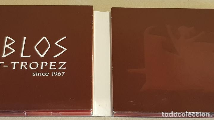 CDs de Música: HOTEL BYBLOS - SAINT TROPEZ / SINCE 1967 /DIGIPACK-DOBLE CD / 30 TEMAS / DE LUJO. - Foto 2 - 184708636