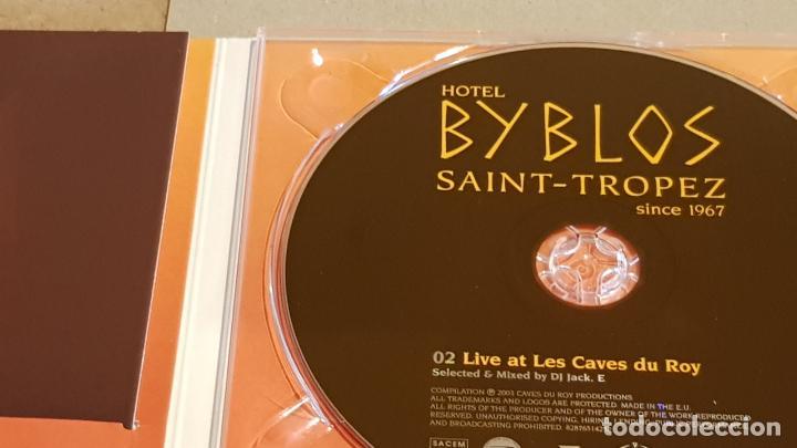 CDs de Música: HOTEL BYBLOS - SAINT TROPEZ / SINCE 1967 /DIGIPACK-DOBLE CD / 30 TEMAS / DE LUJO. - Foto 3 - 184708636