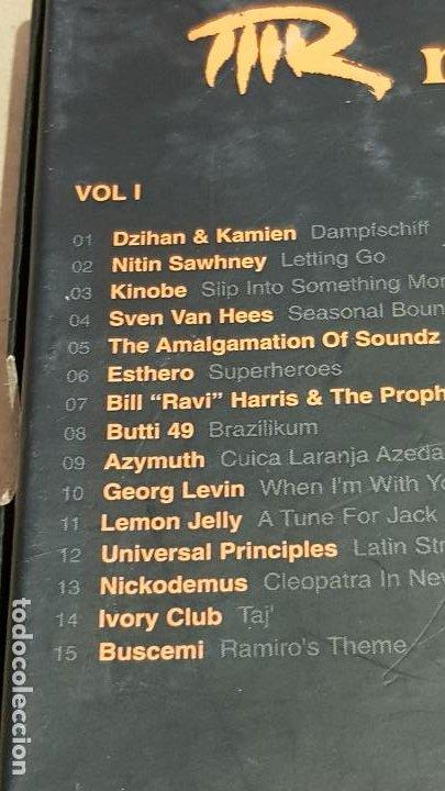 CDs de Música: MAN RAY / THE BOX / CAJA-BOX 2 CDS / 30 TEMAS / CALIDAD LUJO. - Foto 4 - 184708753