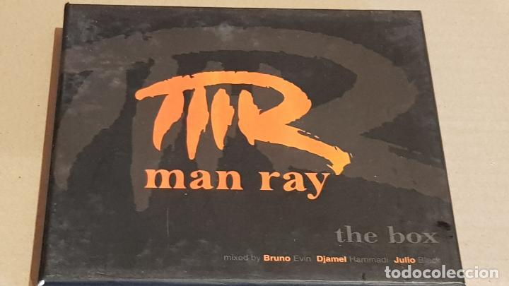 MAN RAY / THE BOX / CAJA-BOX 2 CDS / 30 TEMAS / CALIDAD LUJO. (Música - CD's New age)