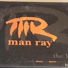CDs de Música: MAN RAY / THE BOX / CAJA-BOX 2 CDS / 30 TEMAS / CALIDAD LUJO.. Lote 184708753