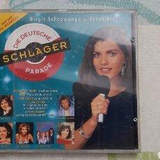 CDs de Música: CD DIE DEUTSCHE. Lote 184737915