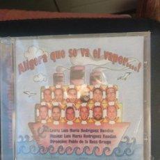 CDs de Música: CD PRECINTADO 2008 CHIRIGOTA CARNAVAL CÁDIZ. Lote 184766156