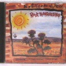 CDs de Música: EXTREMODURO - ROCK TRANSGRESIVO - CD. Lote 205666190
