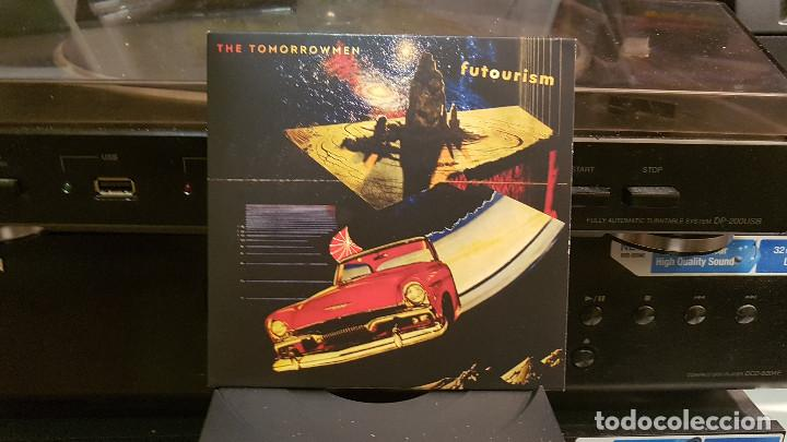 CDs de Música: THE TOMORROWMEN (USA) - Futourism (Limited Edition ) - Surf Music Madrid - Música Surf - Foto 4 - 184802700
