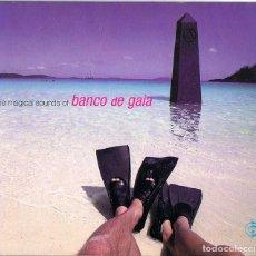 CDs de Musique: BANCO DE GAIA - THE MAGICAL SOUNDS OF BANCO DE GAIA. CD. Lote 184822027