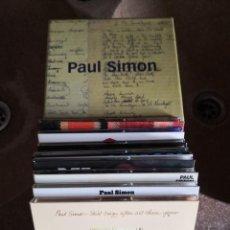 CDs de Música: PAUL SIMON CAJA 9 CDS. Lote 184855863