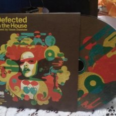 CDs de Música: PACHA DEFECTED IN THE HOUSE MIXED BY SIMON DUNMORE CD CARTON 2006 10 TRACK PEPETO. Lote 184875697
