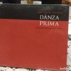 CDs de Música: CD JUAN CARLOS CASIMIRO DANZA PRIMA ORQUESTA SINFÓNICA JULIÁN ORBÓN ASTURIAS PRECINTADO ¡¡ PEPETO. Lote 184876740