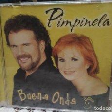 CDs de Música: PIMPINELA - BUENA ONDA (CD) 2000 - 12 TEMAS PEPETO. Lote 184882735