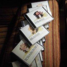 CDs de Música: LOTE 12 CD'S MÚSICA CLÁSICA COLECCIÓN INMORTALES . Lote 184886457
