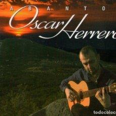 CDs de Música: DOBLE CD ÁLBUM: ÓSCAR HERRERO (CON ENRIQUE MORENTE) - ABANTOS - 18 TRACKS - ACORDES CONCERT 2005. Lote 184921840