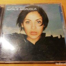 CDs de Música: NATALIE IMBRUGLIA. LEFT OF THE MIDDLE (CD). Lote 184929868