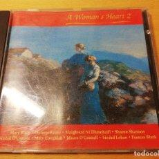 CDs de Música: A WOMAN'S HEART 2 (CD). Lote 184929933