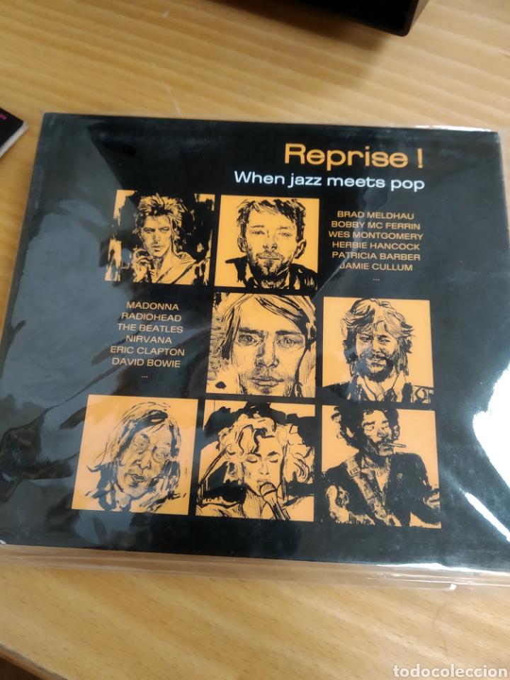 VARIOUS – REPRISE ! WHEN JAZZ MEETS POP (PRECINTADO.NUEVO) (Música - CD's Jazz, Blues, Soul y Gospel)