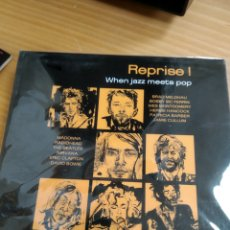 CDs de Música: VARIOUS – REPRISE ! WHEN JAZZ MEETS POP (PRECINTADO.NUEVO). Lote 184930762
