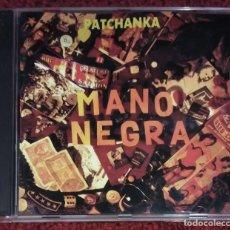 CDs de Música: MANO NEGRA (PATCHANKA) CD 1988 EDICIÓN FRANCESA. Lote 185399437