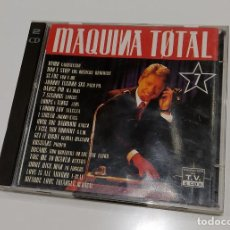 CDs de Música: MÁQUINA TOTAL 7. 2 CDS. Lote 185455240