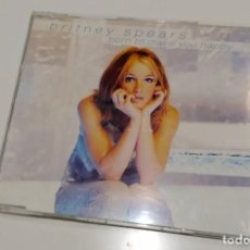 CDs de Música: BRITNEY SPEARS. BORN TO MAKE YOU HAPPY. 1999. Lote 185467628