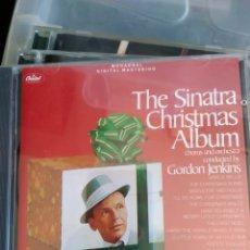 CDs de Música: THE SINATRA CHRISTMAS ALBUM. Lote 185682822