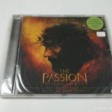 CDs de Música: JJ12- THE PASSION OF THE CHRIST BSO CD NUEVO REPRECINTADO LIQUIDACION!!. Lote 185705307