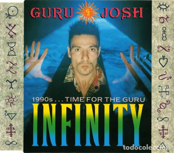 GURU JOSH - INFINITY 1990'S TIME FOR THE GURU (Música - CD's Techno)