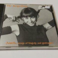 CDs de Música: JJ12- THE JACQUELINES JAIMITA SONGS OF TRAGEDY CD NUEVO REPRECINTADO !! . Lote 185721733