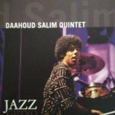 CDs de Música: DAAHOUD SALIM QUINTET JAZZ GETXO 2016 CD. Lote 185733312