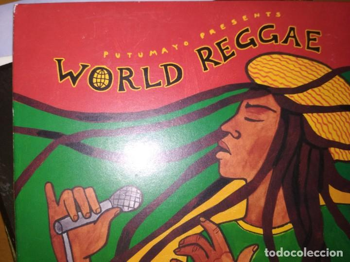 CDs de Música: WORLD REGGAE CD PUTUMAYO SERIE - Foto 1 - 185734783