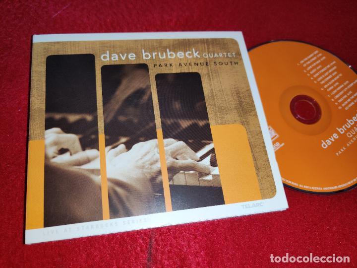 THE DAVE BRUBECK QUARTET PARK AVENUE SOUTH CD 2003 USA (Música - CD's Jazz, Blues, Soul y Gospel)
